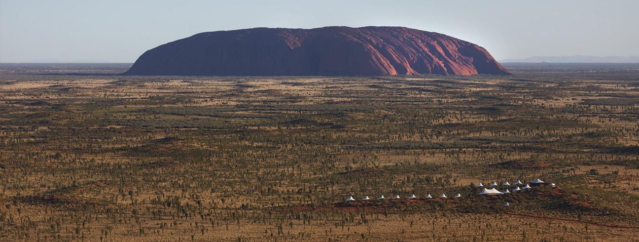 Luxury Uluru Ayers Rock Accommodation