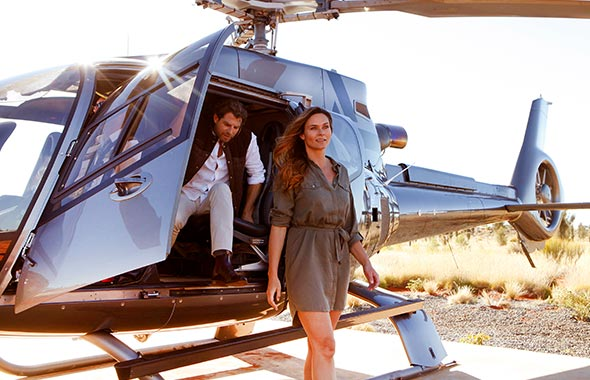 1 Helicopter flights